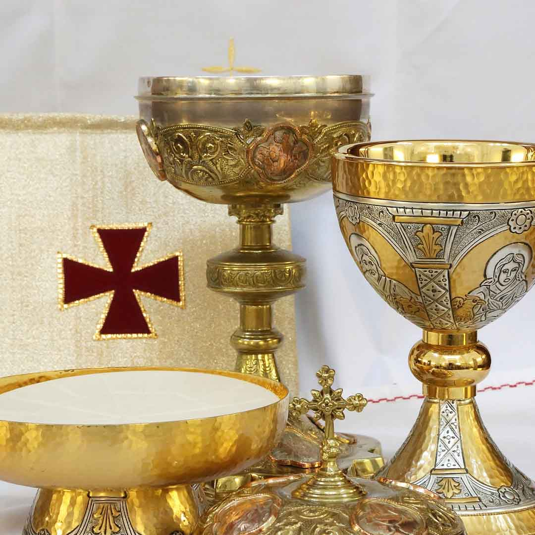Cantos para misa de comunión