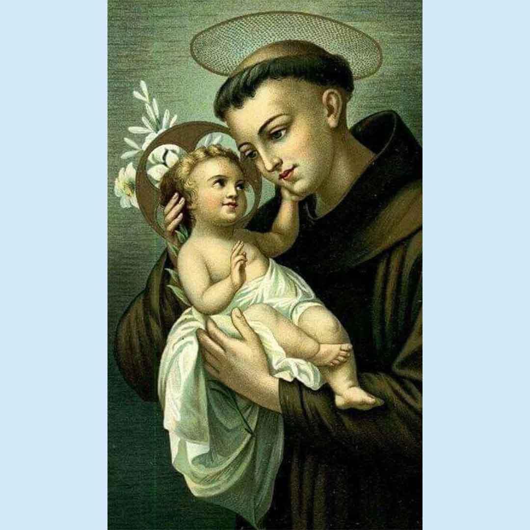 Biografía y Oración de San Antonio de Padua