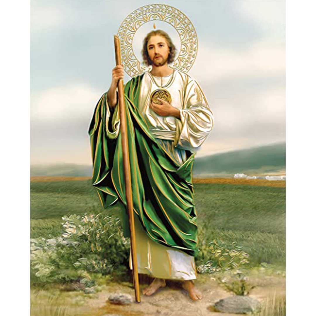 Oraciones y vida de San Judas Tadeo
