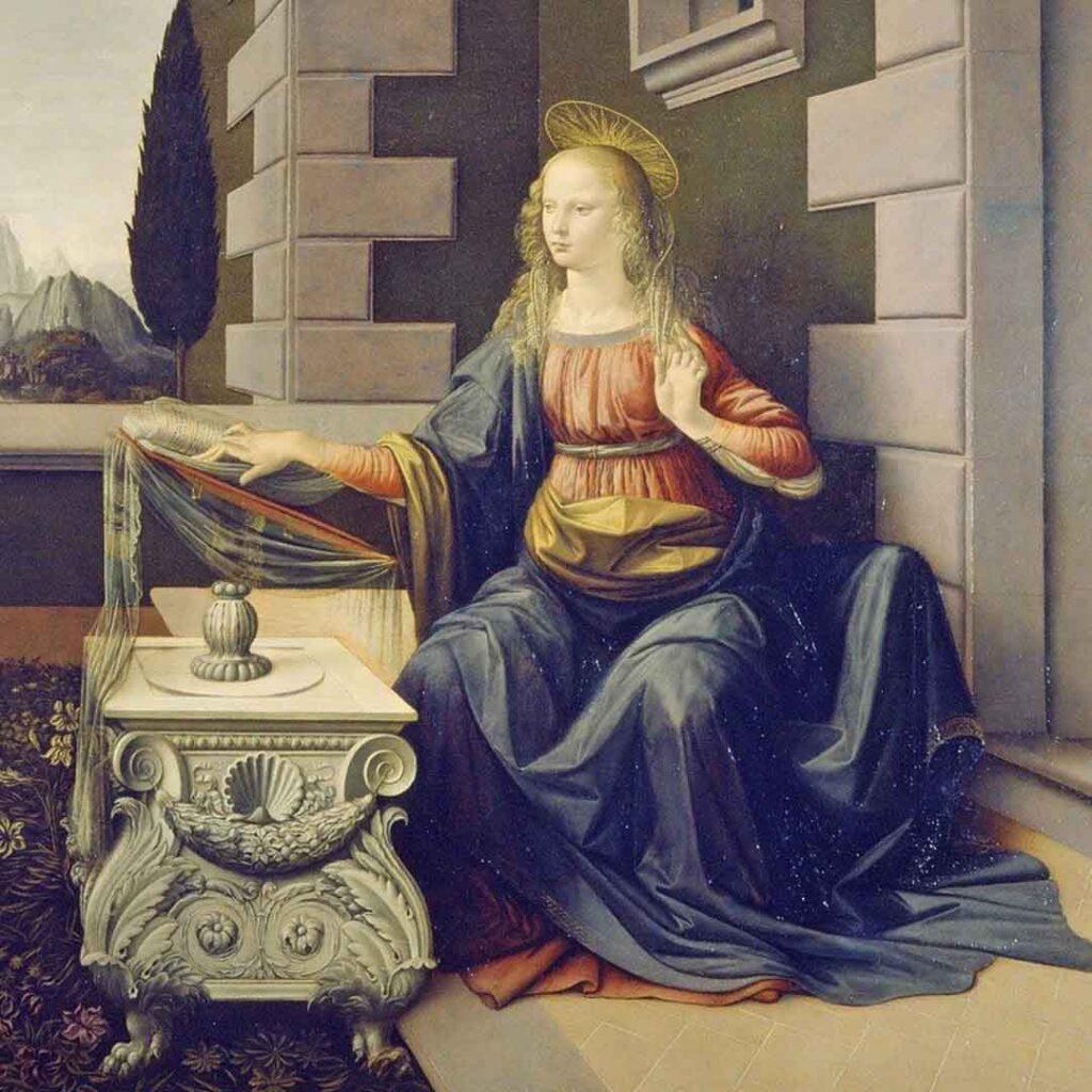 Acordaos, oración para hacer petición a María
