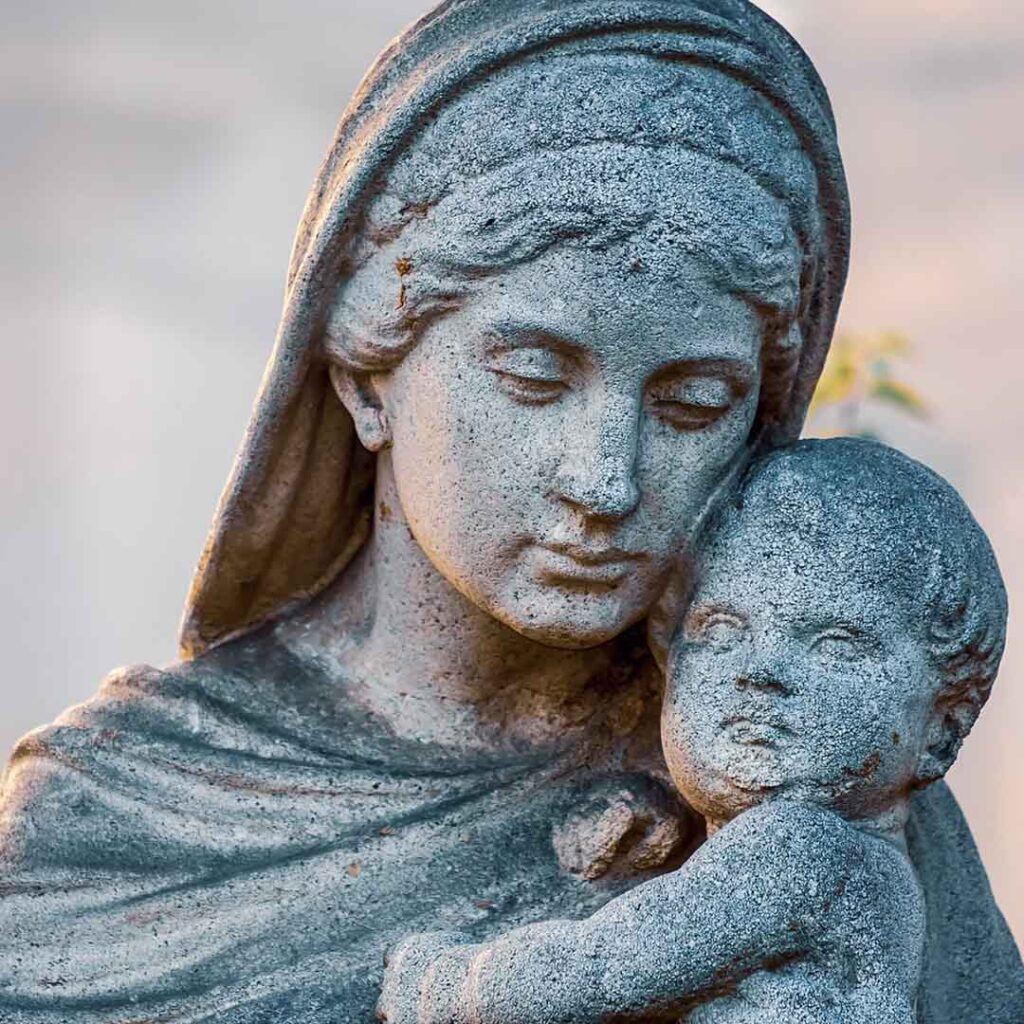Oración a María Madre del Redentor