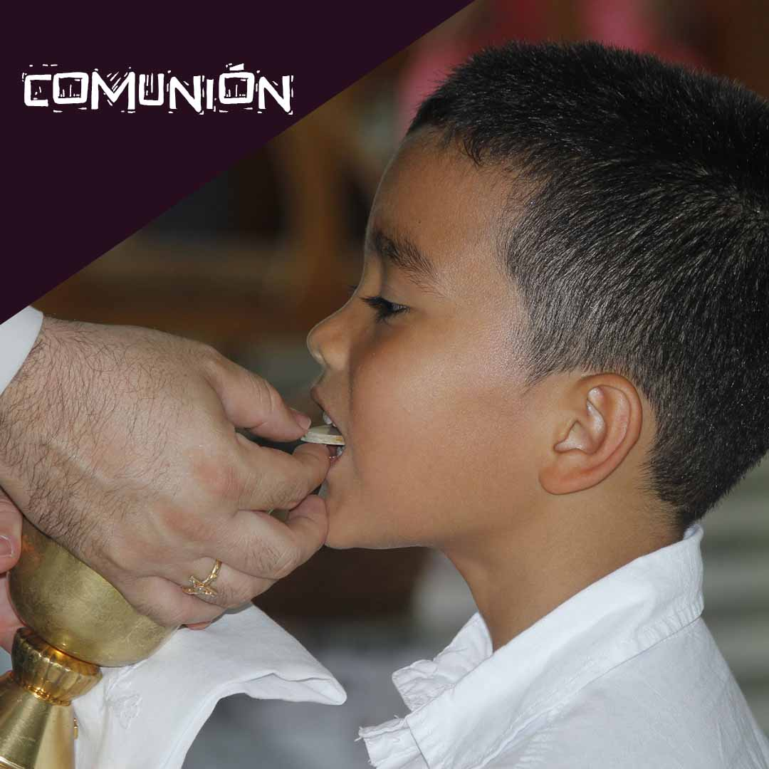 Cantos de comunión letra y acordes para misa