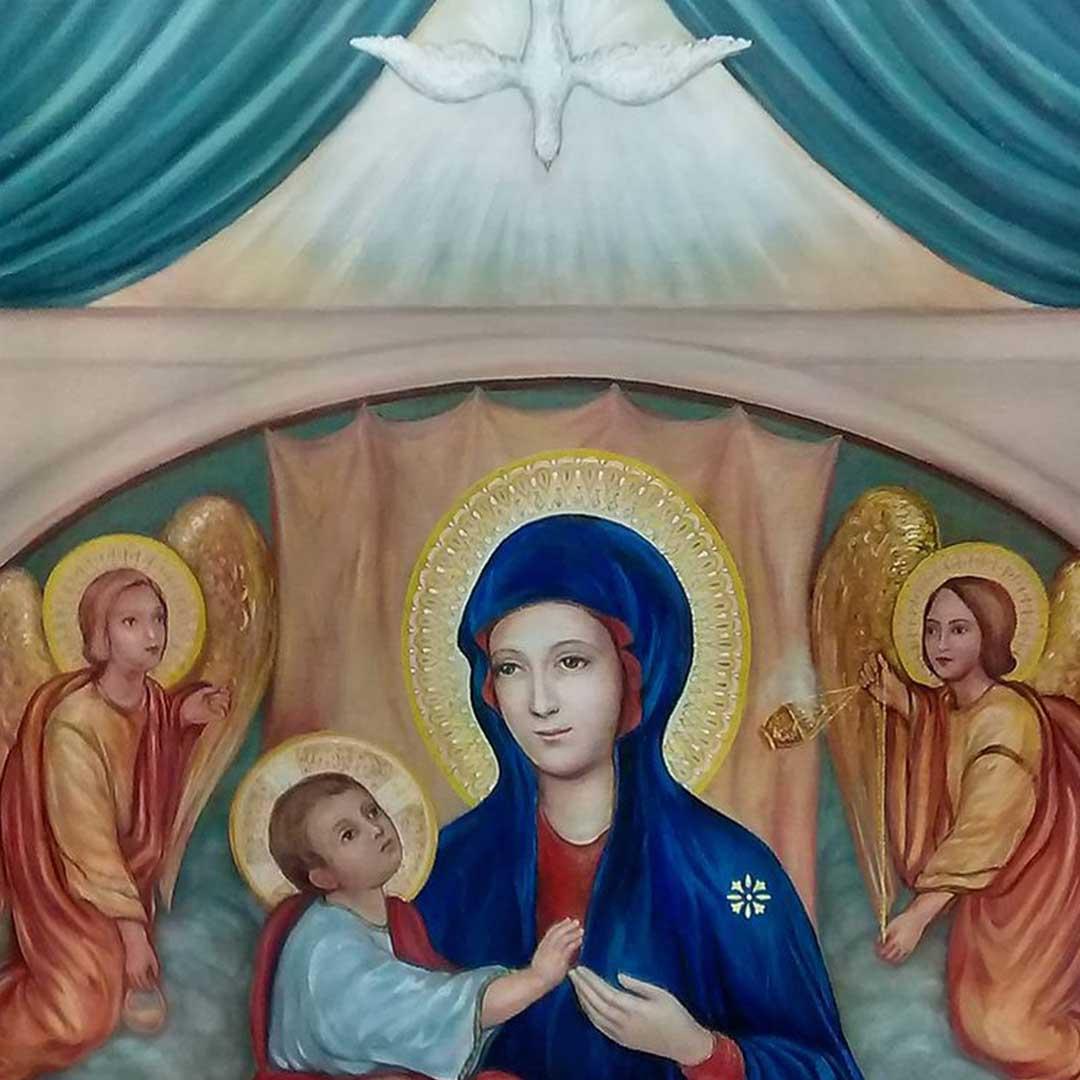 Oración al Espíritu Santo Veni Creator