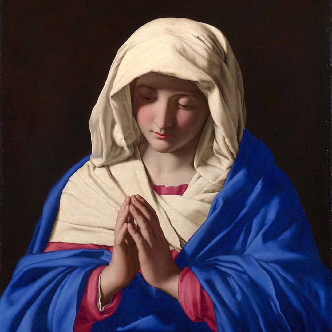 Cantos para la Virgen María